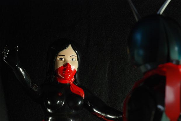 ショッカー戦闘員 女09