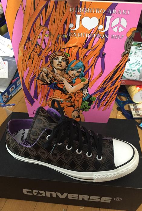 ジョジョ靴1