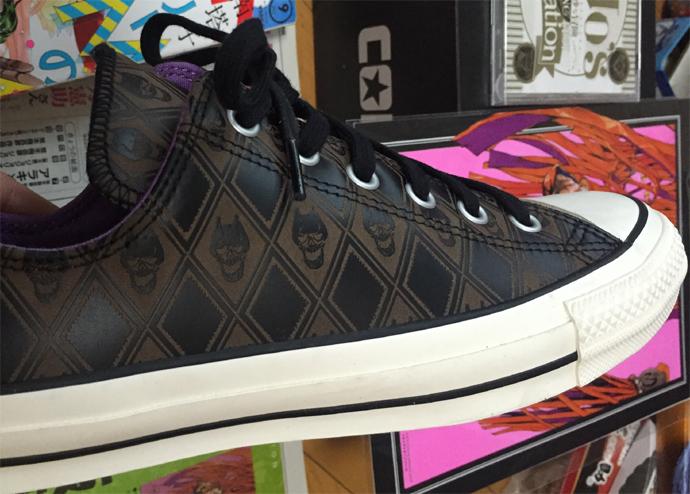 ジョジョ靴3