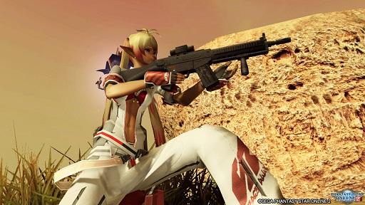 *幻銃(ライフル)5
