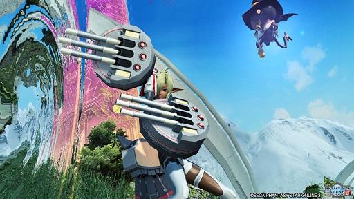 三連幻創機銃6