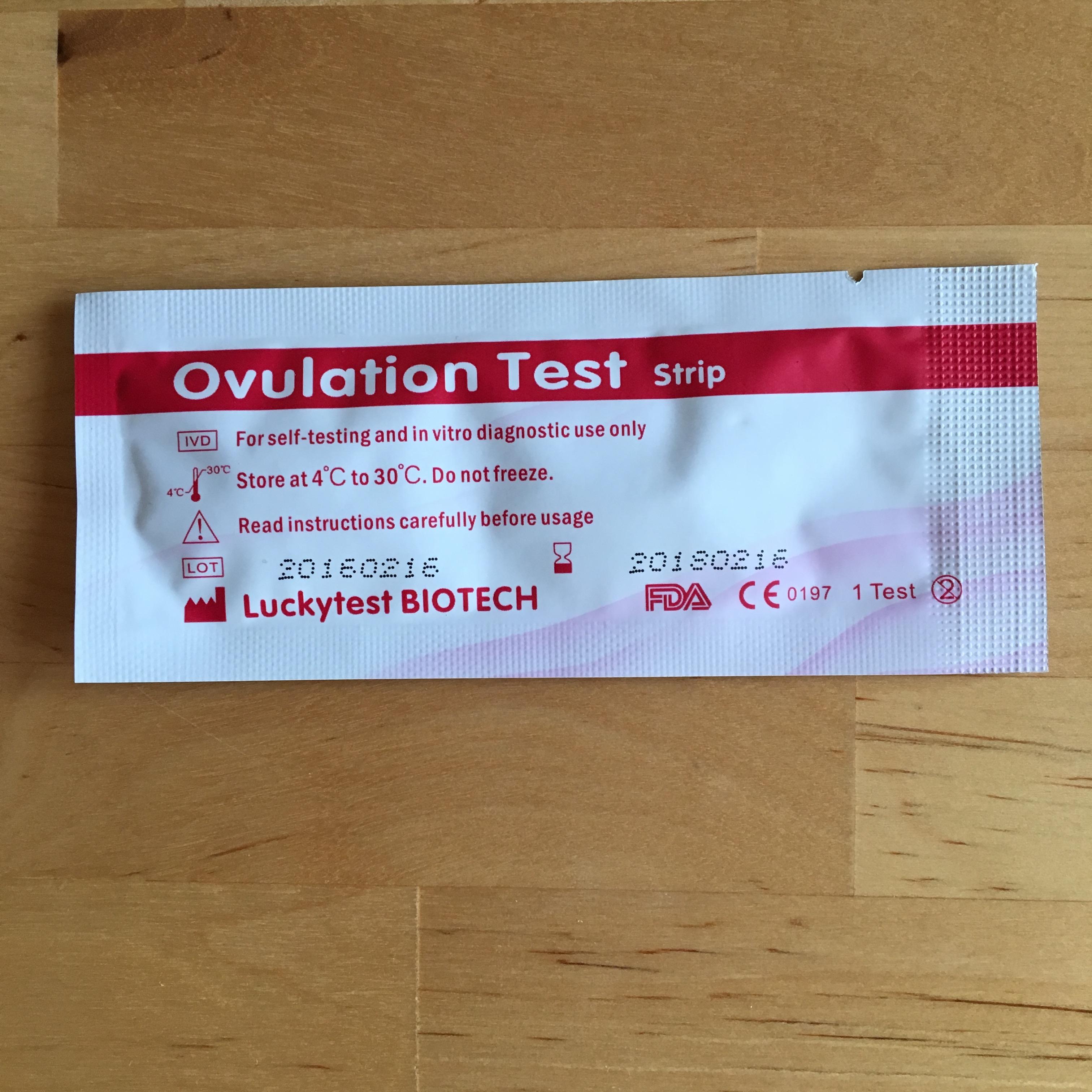陽性 ラッキーテスト 妊娠検査薬