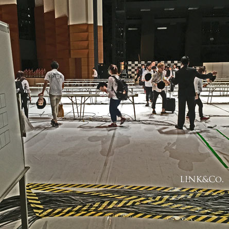 JR山手線目黒駅前新感覚理容室LINK(リンク)東京の個室理容室