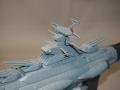 主力戦艦ドレッドノート級艦橋