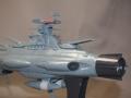 主力戦艦ドレッドノート級艦尾