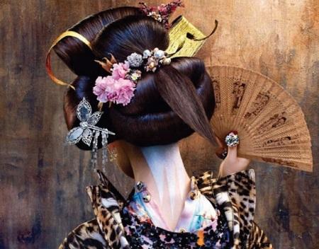 Geisha-Print-2 凍