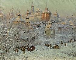 1917ロシア革命・絵画