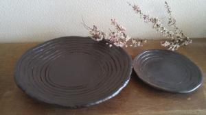 Iさんヨリ皿