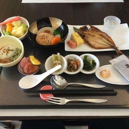 ブログ621朝食