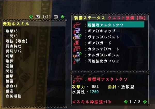 20170610_新弓装備