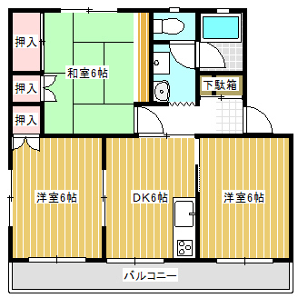 ハイセレクトⅡ(洋)