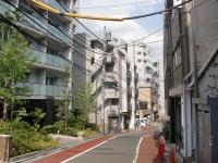 九月堂@渋谷・20170523・坂道
