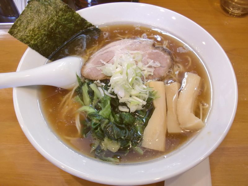 万来之陣@御茶ノ水・20170606・醤油