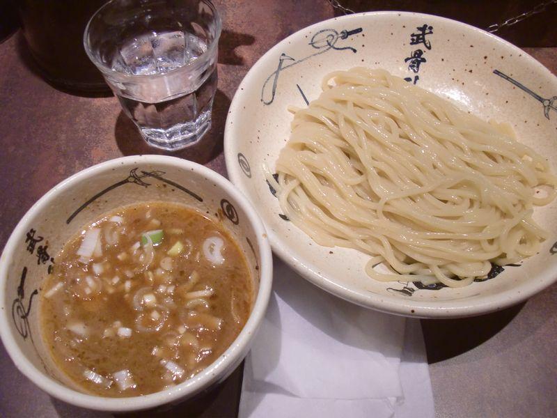 武骨外伝@渋谷・20170615・濃厚つけ麺