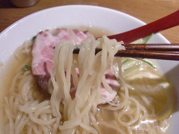 二階堂@九段下・20170622・麺