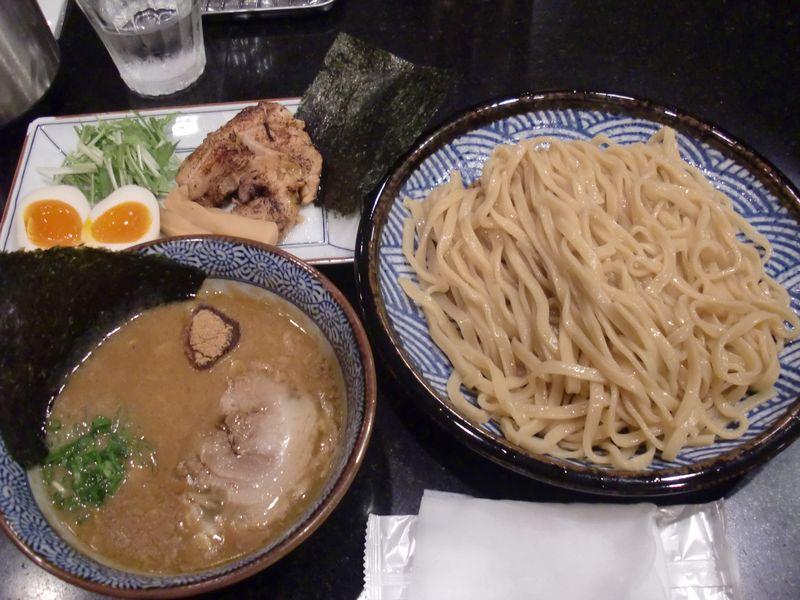 焼鳥倶楽部@表参道・20170629・つけ麺