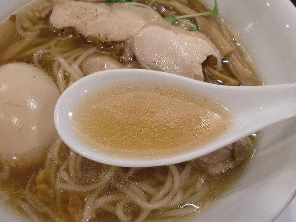 池田@目黒・20170716・スープ