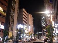 池田@目黒・20170716・目黒通り