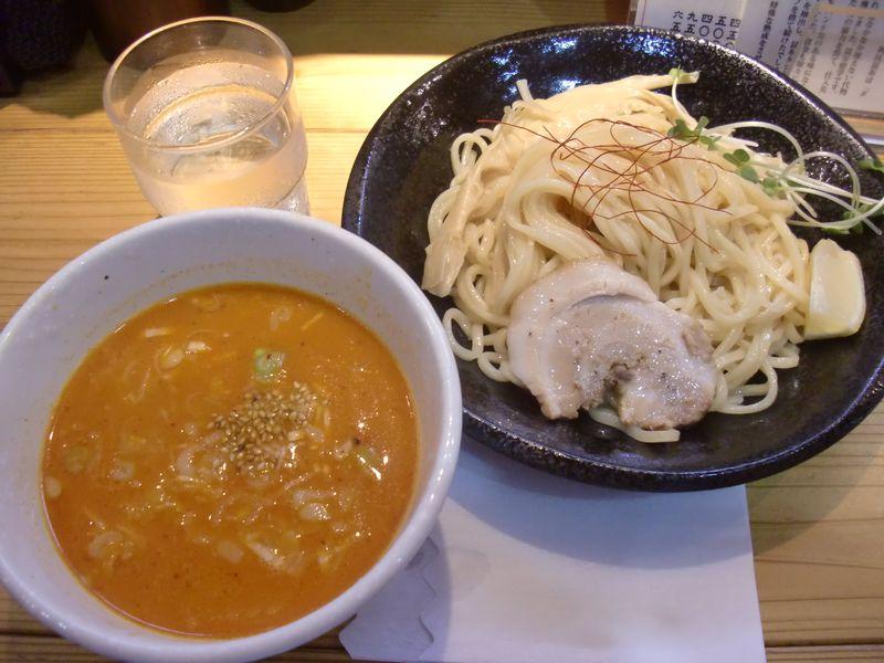 くろおび@大門・20170725・つけ麺