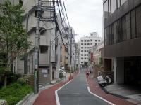 九月堂@渋谷・20170808・路地