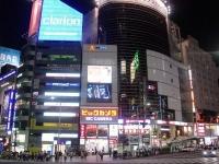 まるいち@渋谷・20170815・交差点
