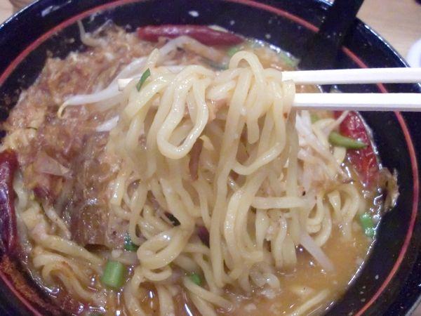 壱角家RED@渋谷・20170820・麺