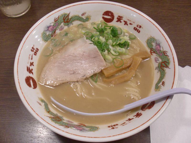 天下一品@渋谷・20170828・こってり