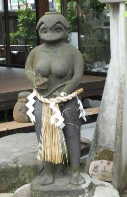 姪浜・住吉神社05河童