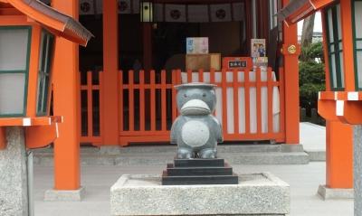姪浜・住吉神社08河童