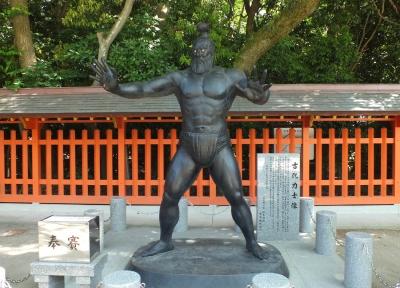 博多住吉06古代力士像