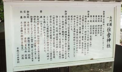 下関住吉神社03由緒
