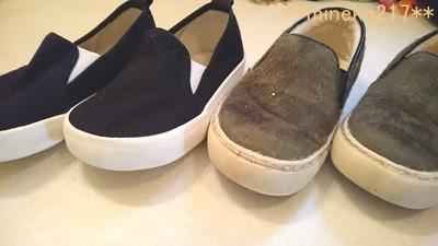 靴を洗う5