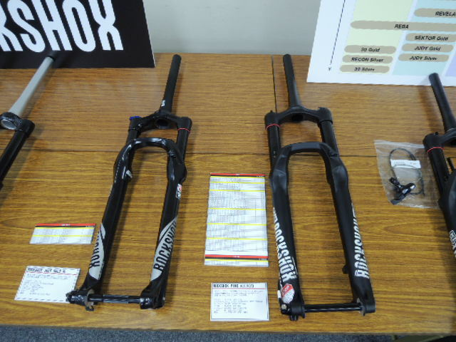 2018 sram、ROCK SHOX 、truvativ、quarq 展示会6