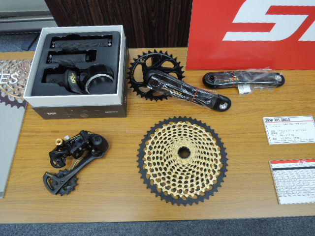 2018 sram、ROCK SHOX 、truvativ、quarq 展示会20