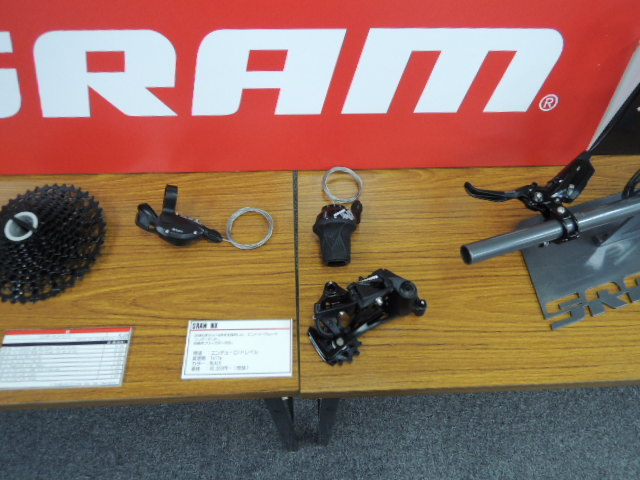 2018 sram、ROCK SHOX 、truvativ、quarq 展示会25