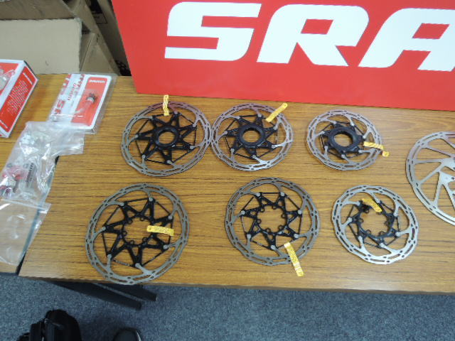 2018 sram、ROCK SHOX 、truvativ、quarq 展示会33