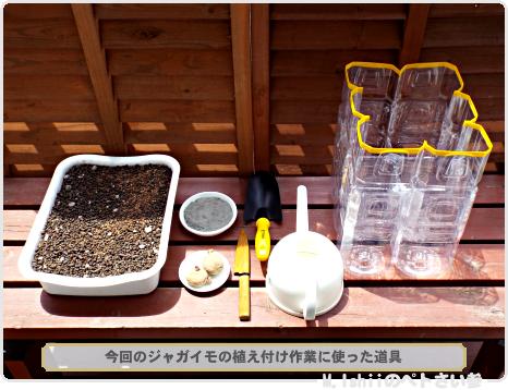 ジャガイモの本栽培ZERO02