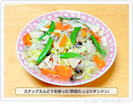 ペトさい(スナップえんどう)40