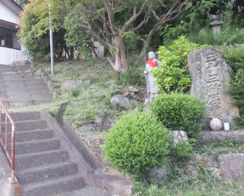 寿楽荘の周り