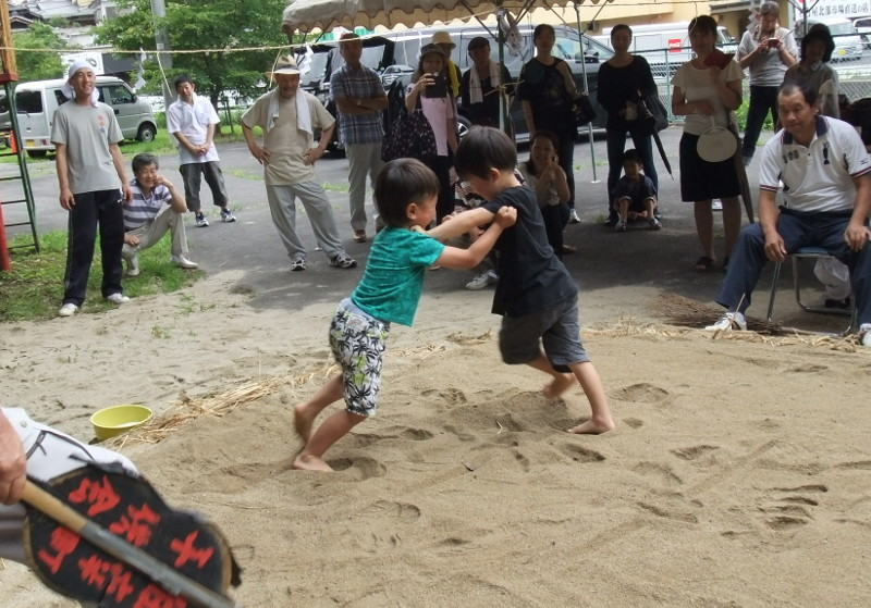 相撲大会3