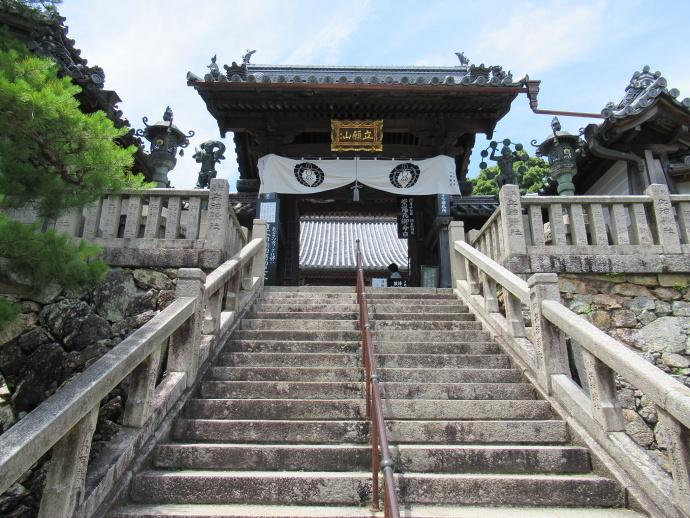 170617アジサイ寺 (4)