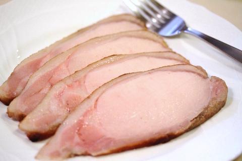 豚ロースハム