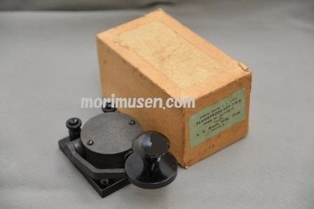 【当店コレクション J-5-A 】J-5-A 電鍵 米国陸軍用 Frame Proof Key J5A型  (無線とパソコンのモリ 大阪・日本橋)
