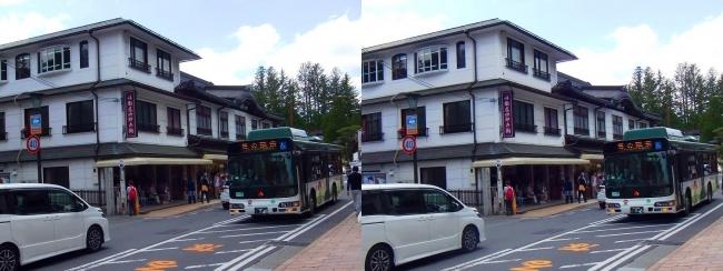 高野山 小田原通り(平行法)