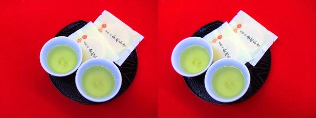 金剛峯寺 御茶と麩菓子のおもてなし(平行法)