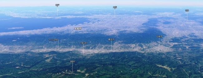 高野山周辺MAP