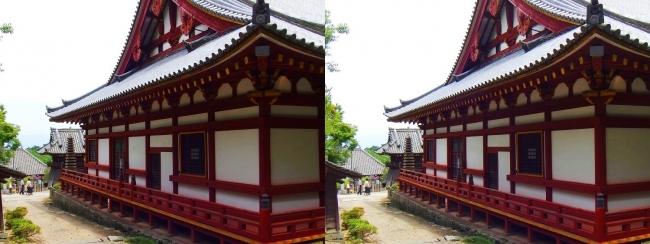 矢田寺 本堂⑥(平行法)