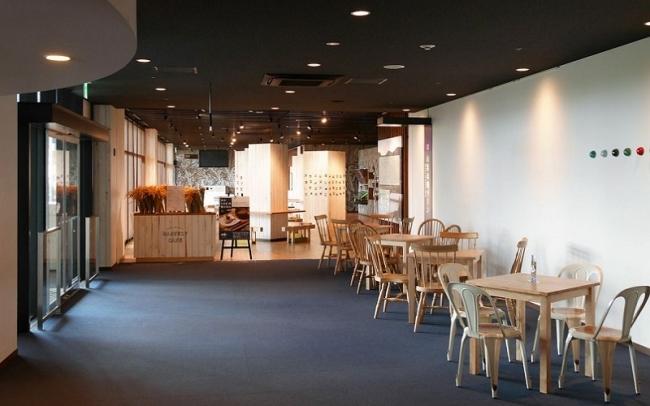 京都水族館 交流ゾーン
