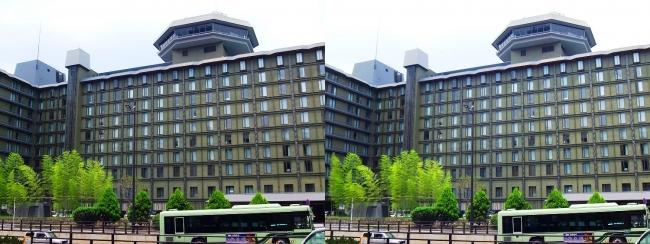 リーガロイヤルホテル京都(平行法)