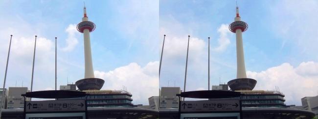 京都タワー(交差法)